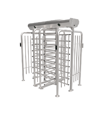 FHT2400D Dual Gate Full Height Turnstile